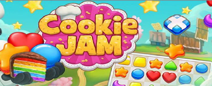 how to play cookie jam