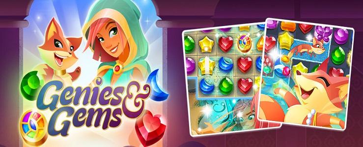 🎮 MOD APK - Genies & Gems V_62 56 600 04051248 Unlimited
