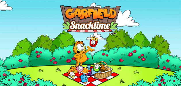 ApkMod1.Com Garfield Snack Time v1.3.0 + МOD (Unlimited Coins/Vip Purchased) download free Android Game Puzzle