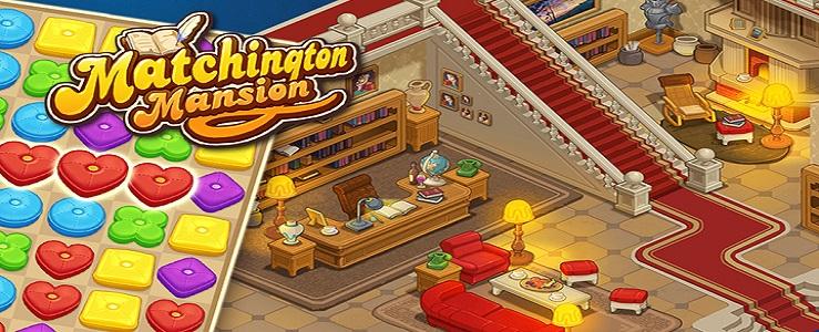 Featured Game Matchington Mansion Gamopolis - Mansion design games
