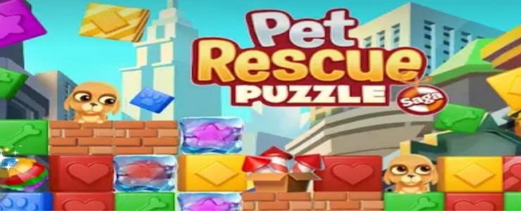 Featured Game – Pet Rescue Puzzle Saga – Gamopolis